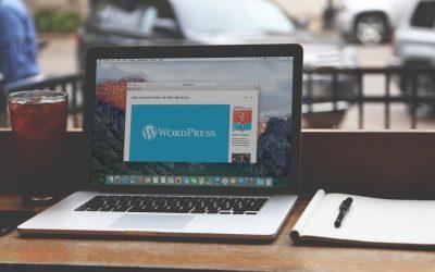 Jak vytvořit web ve WordPressu