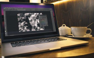 Jak ve Photoshopu udělat černobílou fotku